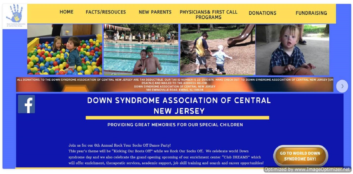 Down Syndrome site